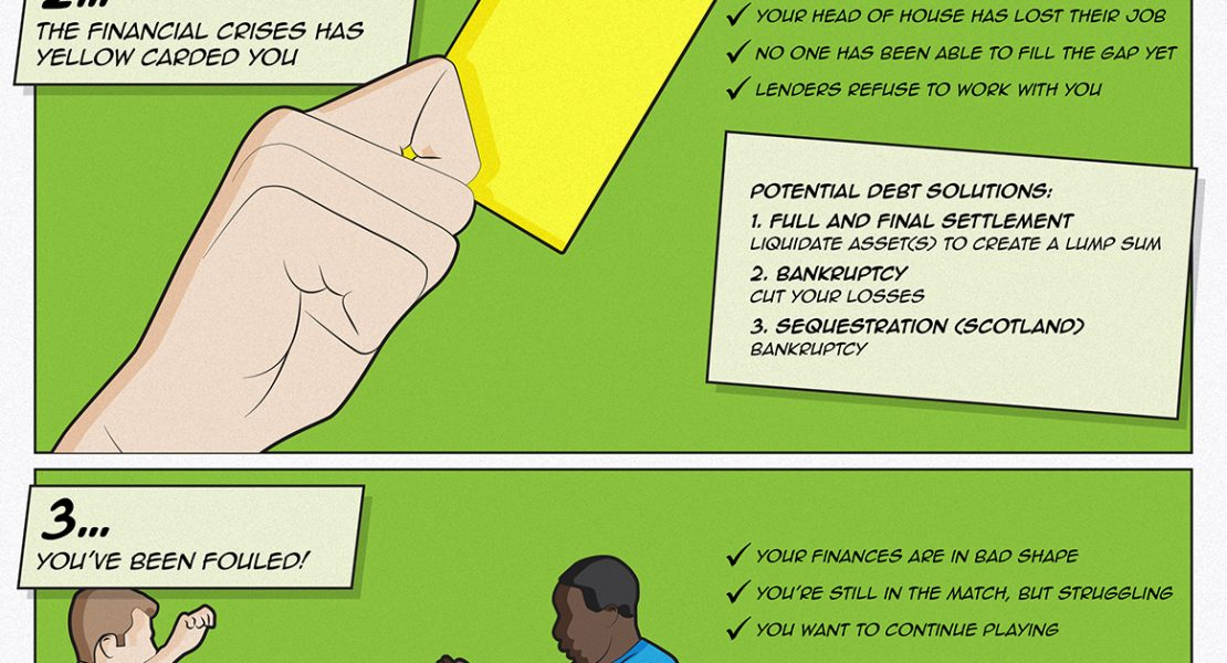 [INFOGRAPHIC] Be A Premier Performer At Tackling Debt