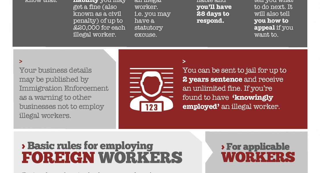 [INFOGRAPHIC] A Guide to Commercial Immigration Law