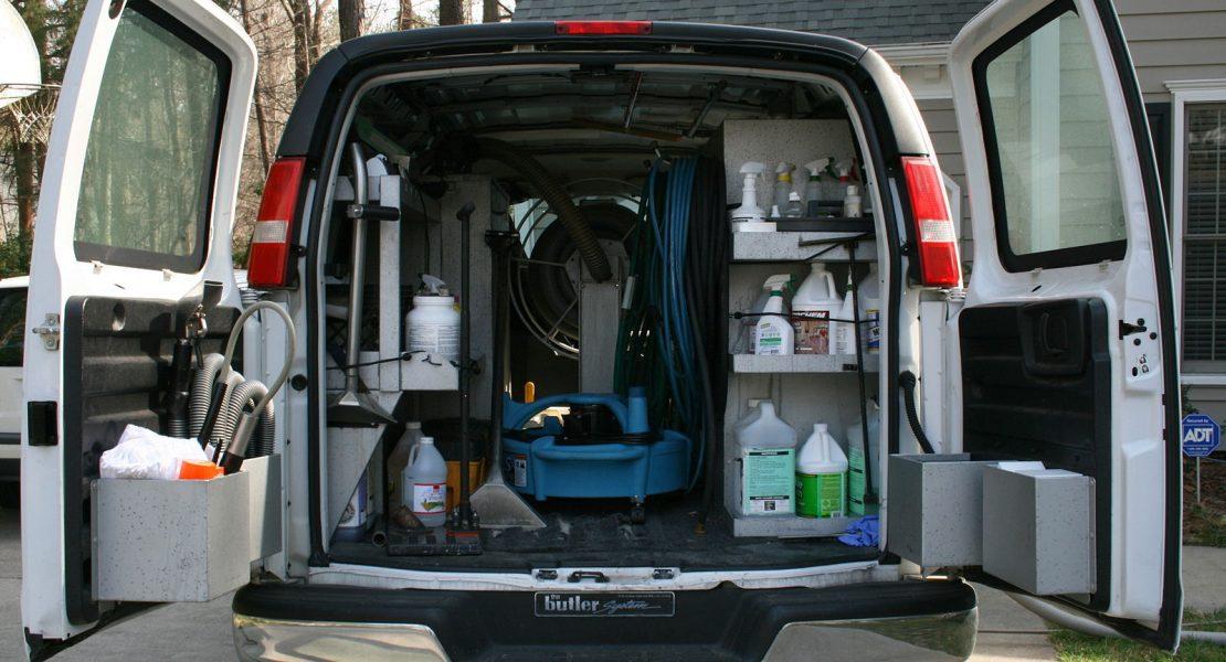 Tidy Van, Tidy Mind: Why You Need Racking
