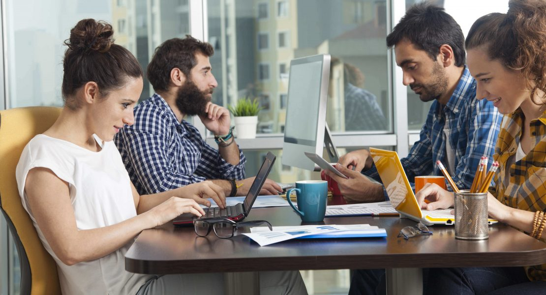 Culture Shock – The Teambuilding Benefits Of Coworking Spaces