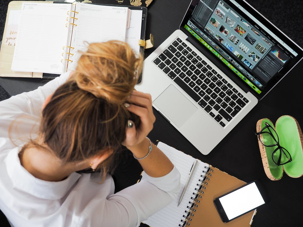 59% of UK adults experience stress in the workplace… but how can business technology help?